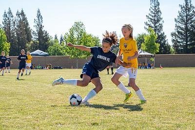 04/26/15 - Union Sacramento 02 Girls U13