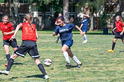 04/18/15 - Union Sacramento 02 Girls U13