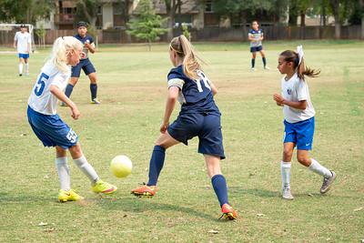 09/12/15 - Union Sacramento FC 03 Girls U12