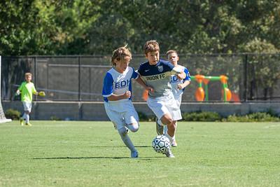 09/19/2015 - Union Sacramento FC 04 Boys U11