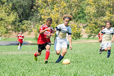 08/20/16 - Sacramento Union FC 05 Boys U12