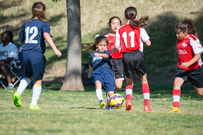 05/02/15 - Union Sacramento FC 05 Girls U10