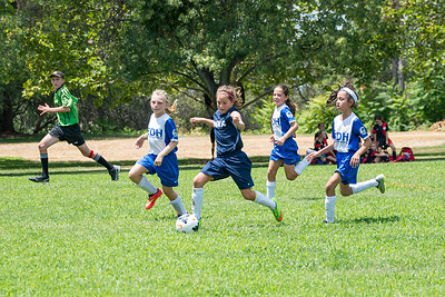 07/19/15 - Union Sacramento FC 05 Girls U10