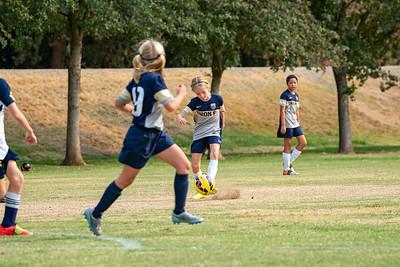 09/12/15 - Union Sacramento FC 05 Girls U10