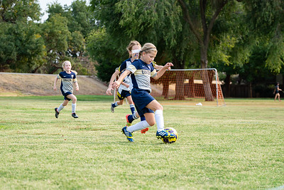 09/12/15 - Union Sacramento FC 05 Girls U10