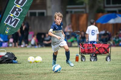 08/15/15 - Union Sacramento FC 06 Boys U9