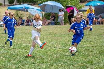 06/27/15 - Union Sacramento FC 06 Girls U9