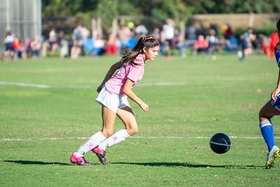 10/31/15 - Union Sacramento FC 99 Girls U16