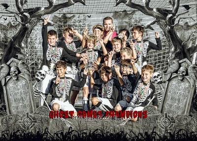 10/25/15 - Union Sacramento FC 05 Boys U10
