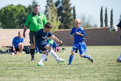 03/28/15 - Union Sacramento FC 05 Boys U10