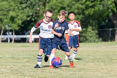 06/27/15 - Union Sacramento FC 05 Boys U10