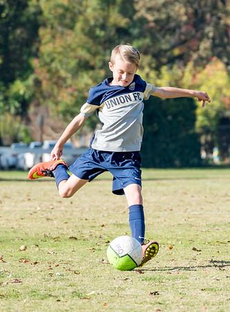 11/22/15 - Union Sacramento FC 05 Boys U10