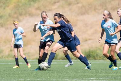 07/24/16 - Union Sacramento FC 02 Girls U15