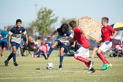 09/25/16 - Union Sacramento FC 03 Boys U14