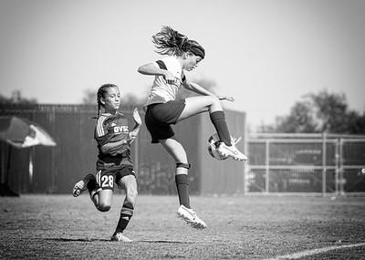 09/30/16 - Sacramento Union FC 03 Girls U14