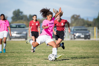 10/02/16 - Sacramento Union FC 03 Girls U14