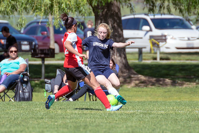 04/02/16 - Sacramento Union FC 03 Girls U14