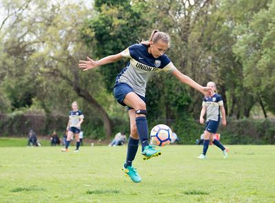 03/25/17 - California Odyssey SC @ Union Sacramento FC