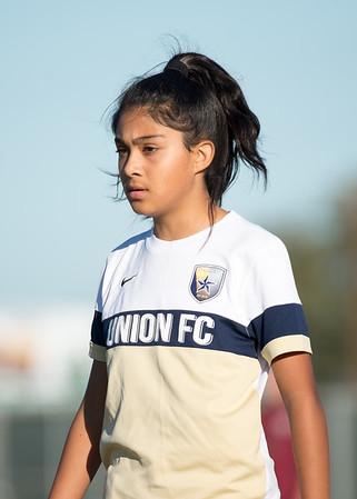 09/24/16 - Sacramento Union FC 03 Girls U14