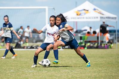 05/13/17 - Pajaro Valley United @ Union FC (03 Girls U14)
