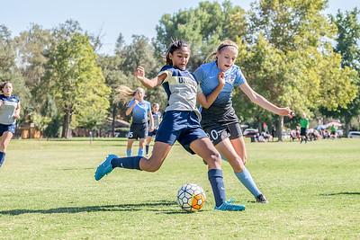 10/01/16 - Sacramento Union FC 03 Girls U14