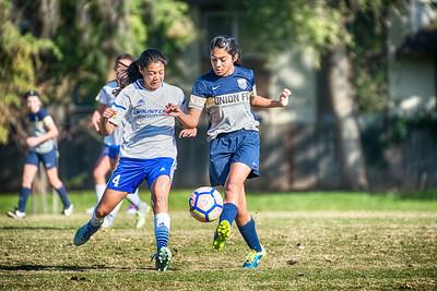 12/03/16 - Sacramento Union FC 03 Girls U14