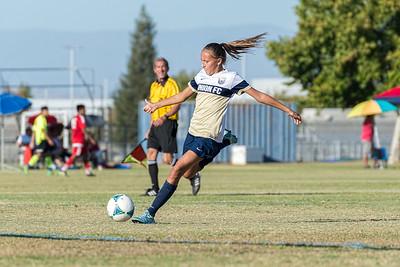 10/08/16 - Sacramento Union FC 03 Girls U14