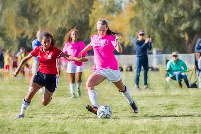 10/02/16 - Sacramento Union FC 03 Girls U14