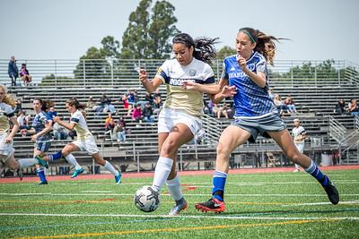 04/15/17 - Union Sacramento FC @ Diablo FC (03 Girls U14)