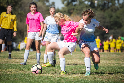 10/25/16 - Sacramento Union FC 03 Girls U14