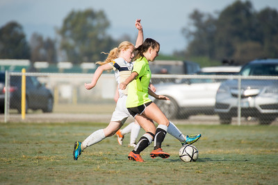 04/09/17 - Union FC @ Lamorinda SC United (03 Girls U14)
