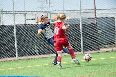 03/11/17 - Sacramento Union FC 03 Girls U14