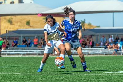 08/12/16 - Sacramento Union FC 03 Girls U14