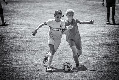 08/12/16 - Union Sacramento FC 05 Girls U12