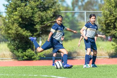 04/16/16 - Union Sacramento FC 05 Girls U12