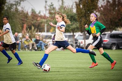 10/29/16 - Union Sacramento FC 05 Girls U12