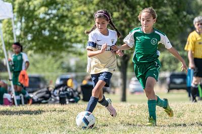 06/25/16 - Union Sacramento FC 05 Girls U12