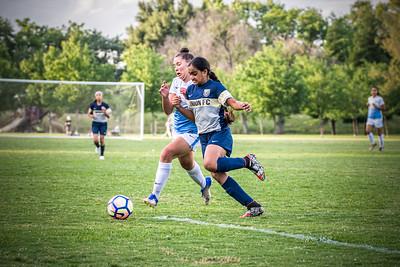 05/12/17 - San Juan Spirits Blue @ Union FC (03 Girls U14)