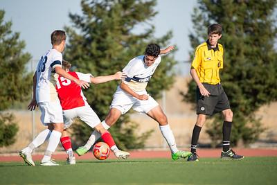 09/10/16 - Union Sacramento FC 2016 01 Boys U16