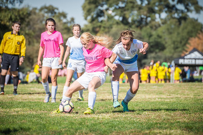 10/25/16 - Sacramento Union FC 03 Girls U14