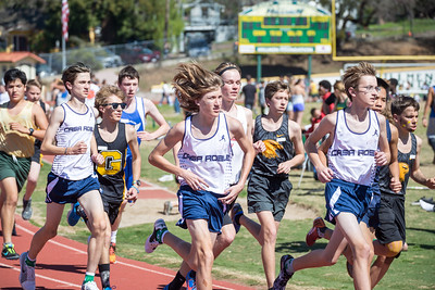03/17/17 - 79th Annual Le Febvre Relays - Placer High School - Auburn, CA