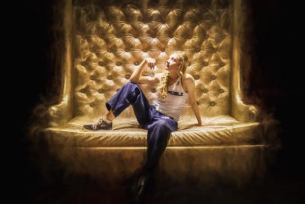 Alexa & the Cool Chair