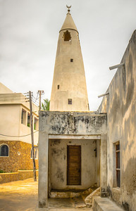 Friday Mosque at Shela | Lamu, Kenya