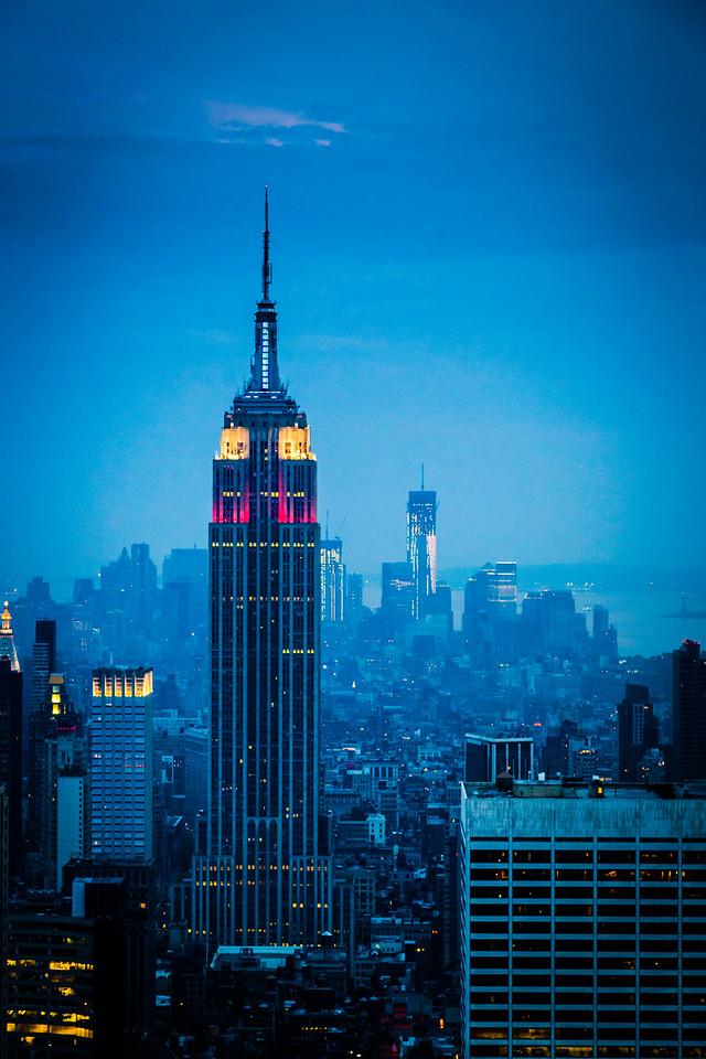Empire State Building | New York, NY