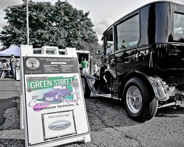 GREEN STREET CRUISE NIGHTS 2016-17