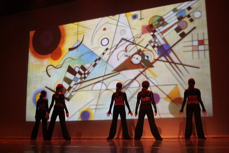 Sway Dance Center: Dance Gallery Rehearsal