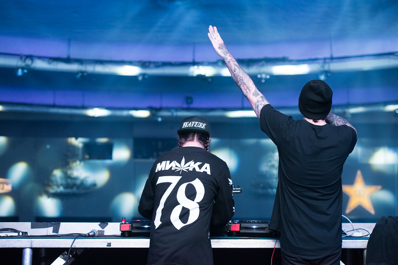 Caked Up at Safe in Sound - Hollywood Palladium 2014