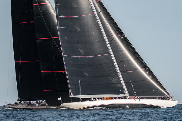 J Class Yacht