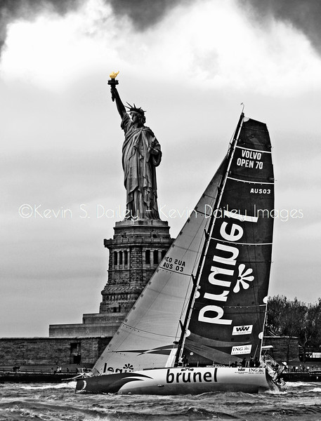"""Passing Lady Liberty"""