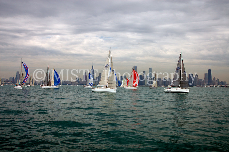 Mackinac Cup Divison-Beneteau 36.7 Section